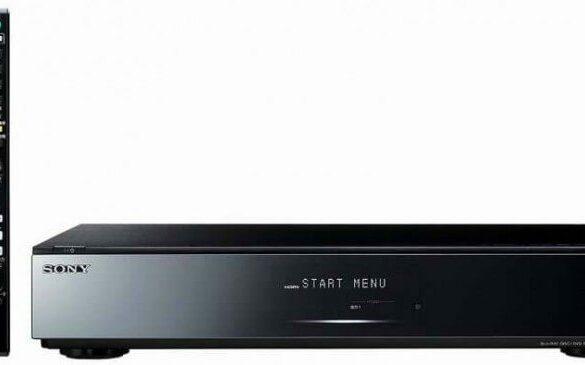 Sony BDXL Blu ray
