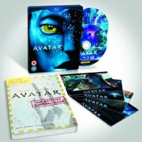 avatar blu ray limited edition