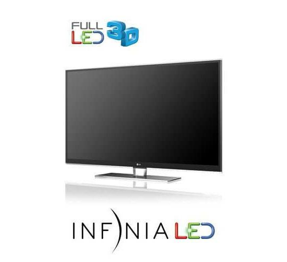 lg led tv 47LX95001