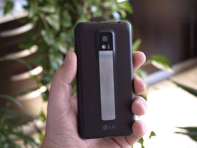 lg smartphone 4
