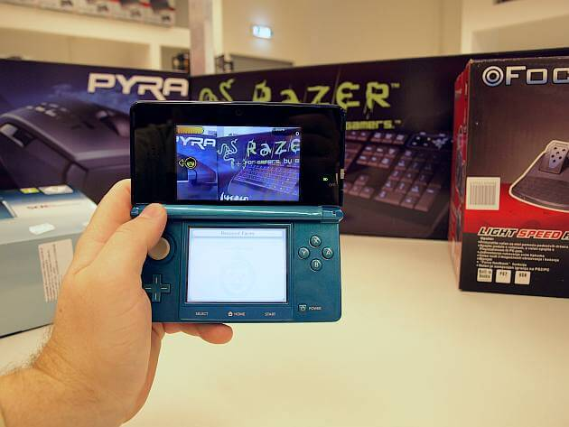 nintendo 3DS 1