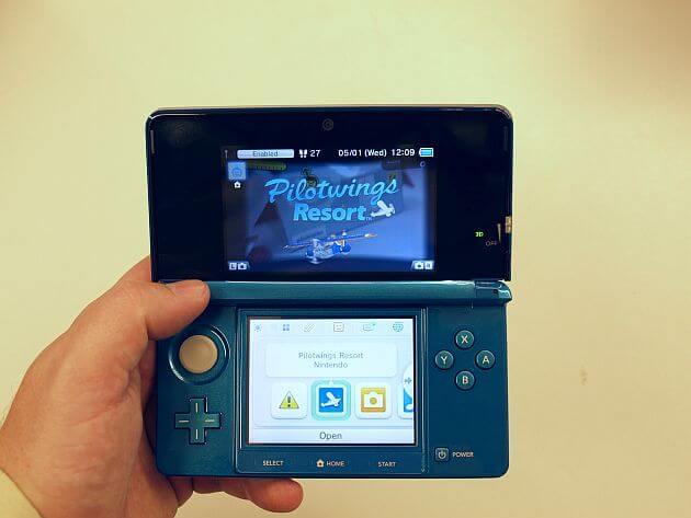 nintendo 3DS 9
