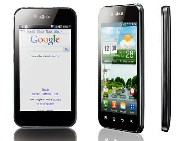LG Optimus Black 1