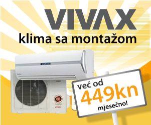 ekupi vivax akcija