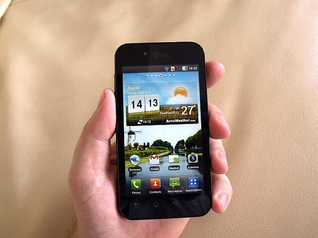 LG Optimus Black 3
