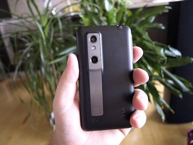 LG Optimus 3D 5
