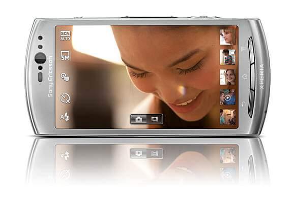 Sony ERicsson Xperia Neo V 1