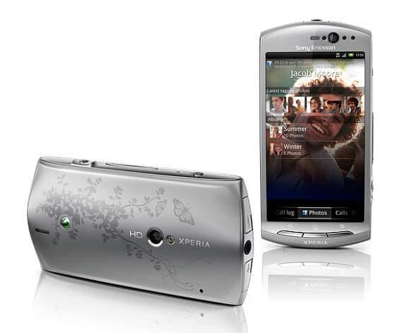 Sony ERicsson Xperia Neo V 2