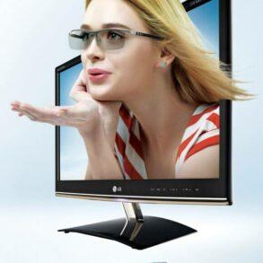 lg cinema 3d tv monitor dm2350 3