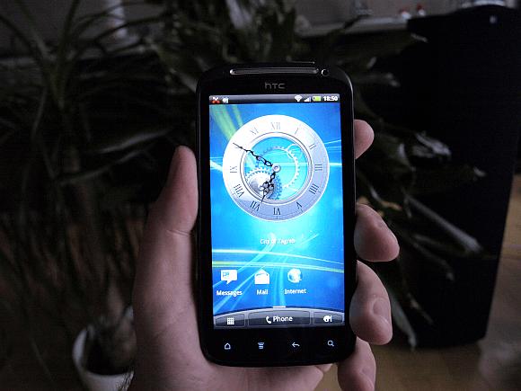 HTC Sensation 3