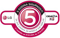 5 years logo hr