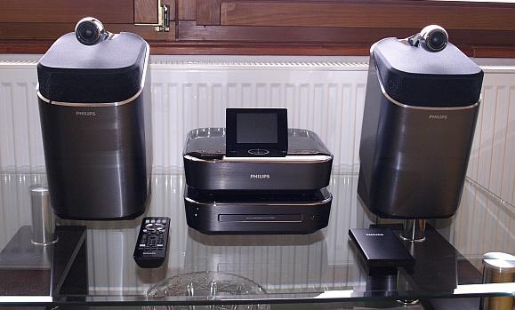Philips Streamium MCi900 3