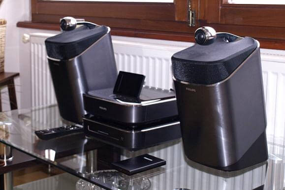 Philips Streamium MCi900 4