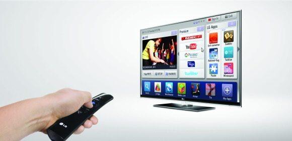 LG LW980S Smart TV