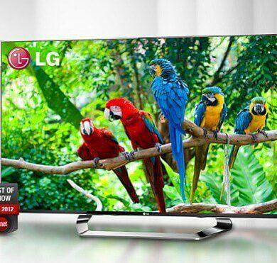 LG OLED TV 55EM9600