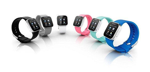 SmartWatch PP ColorWristband All