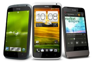 HTC ONE family 300