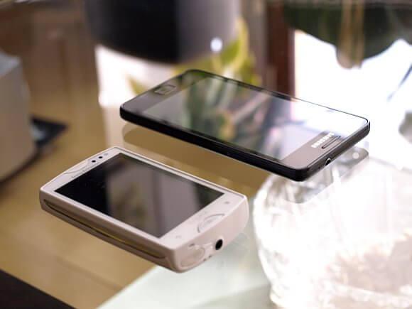 Sony Ericsson Xperia Mini 1