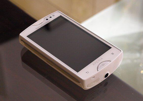 Sony Ericsson Xperia Mini 11