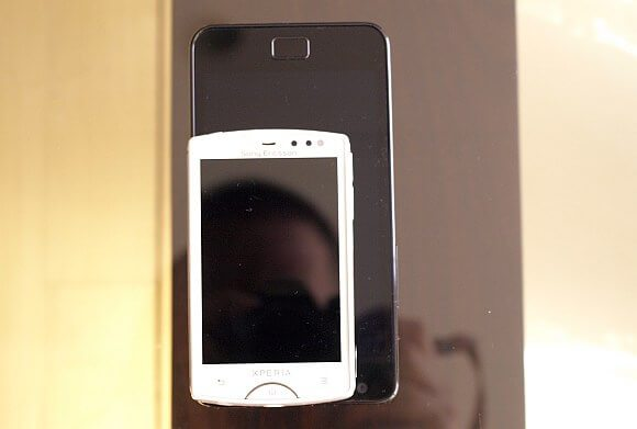 Sony Ericsson Xperia Mini 33