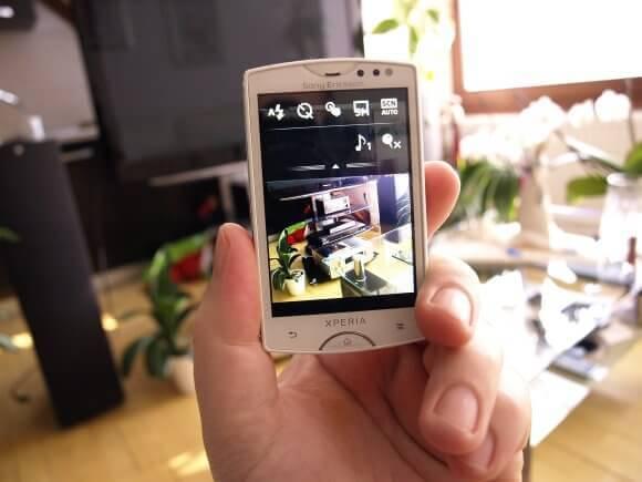 Sony Ericsson Xperia Mini 5