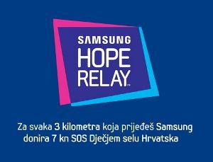 SamsungHopeRelayHrvatska