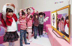 Samsung Smart TV interaktivne aplikacije za djecu