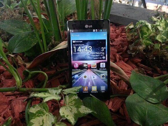 LG Optimus 4X HD 10