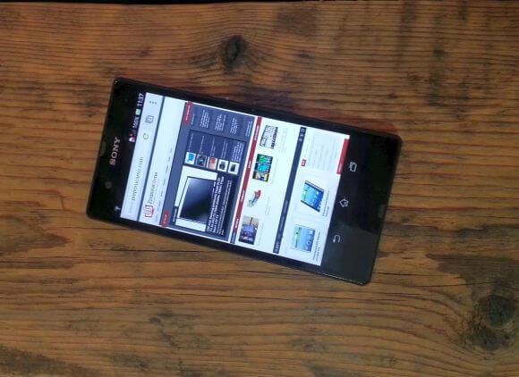 Sony Xperia Z 11