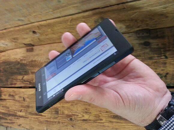 Sony Xperia Z 112
