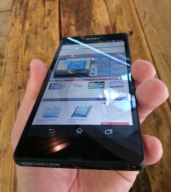 Sony Xperia Z 113