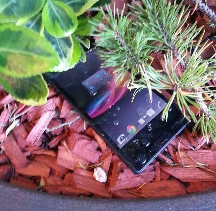 Sony Xperia Z 7