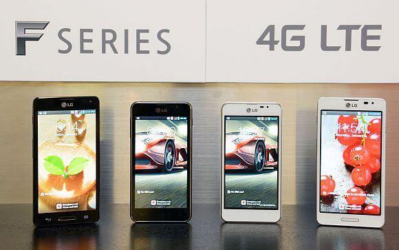 LG Optimus F serija