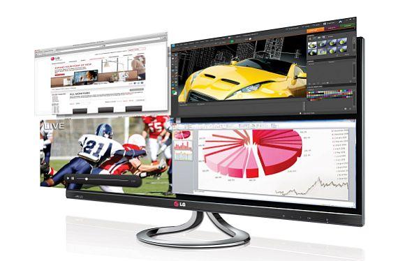 LG UltraWide Monitor_Multitasking