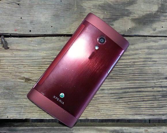 Sony Xperia Ion 6