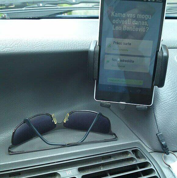 android navigacija 2