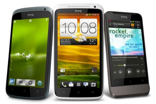 HTC ONE family