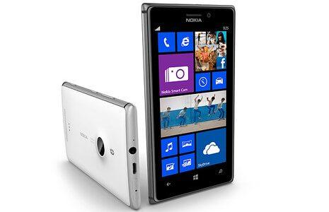 lumia925 white