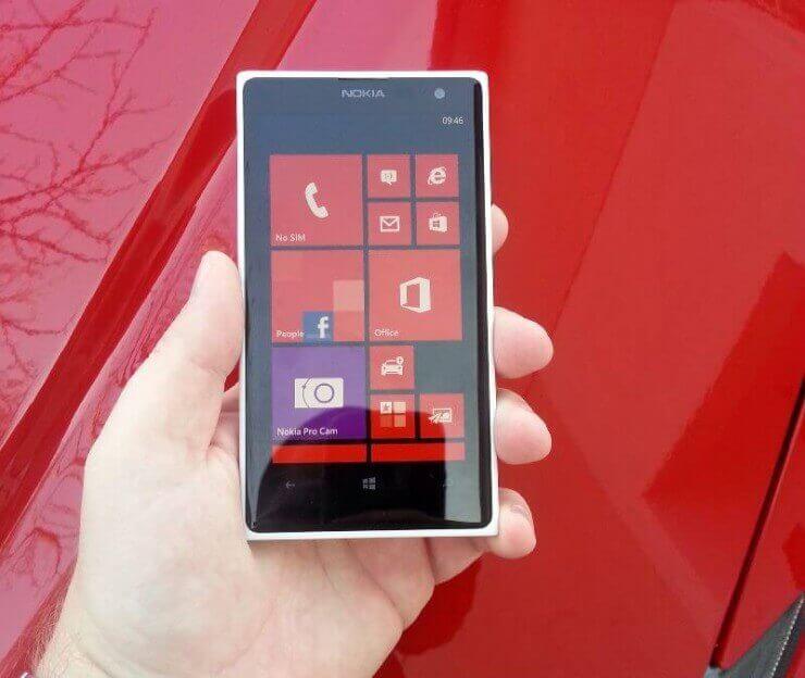 Nokia 1020 test 1