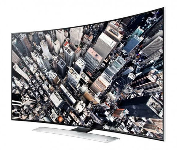 78in curved UHD