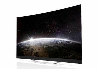 LG ULTRA HD CURVED OLED TV 2014 2