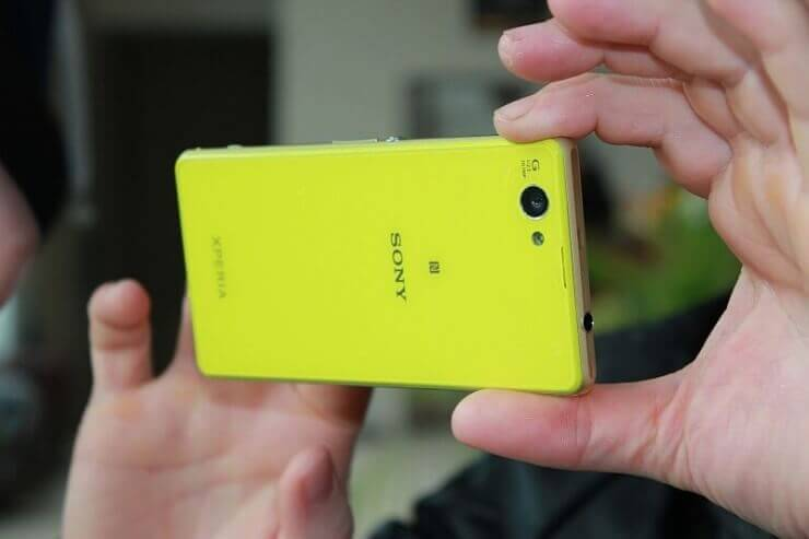 Sony Z1 compact 2