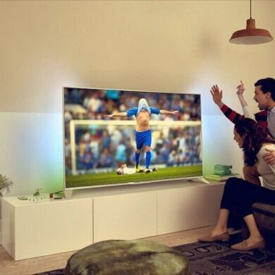 Philips TV 1