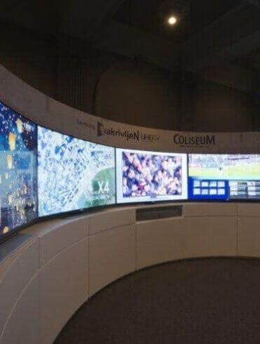 Samsung UHD Coliseum 2