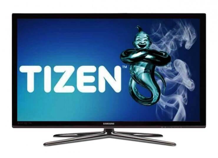 TIZEN HDTV