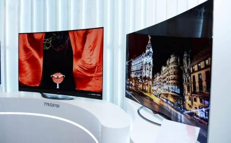 LG 4K OLED TV 02