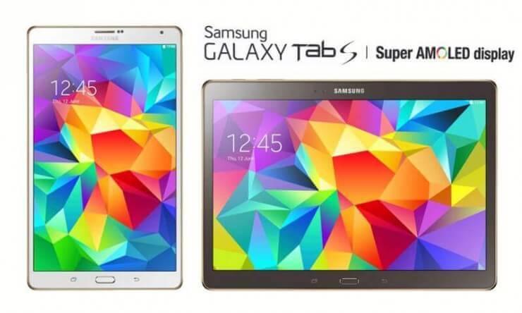 Samsung Galaxy Tab S 8.4 10.5