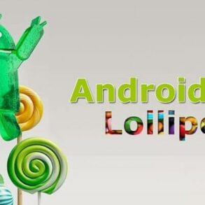 Sony Android 5 0 lollipop