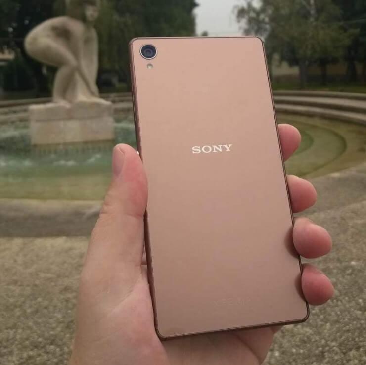 Sony Xperia Z3 recenzija 1