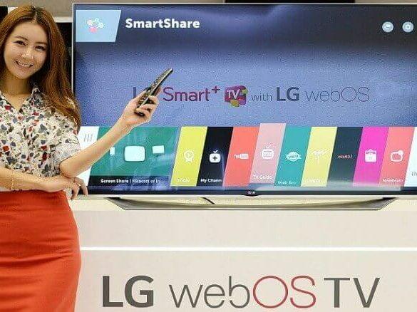 LG ULTRA HD TV 2015